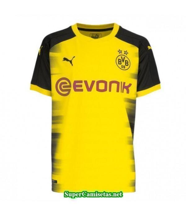Camiseta Dortmund Campeonato 2017/18