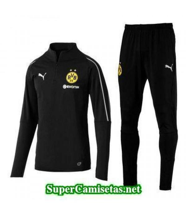 Camiseta entrenamiento Dortmund ML Negro 2018 2019