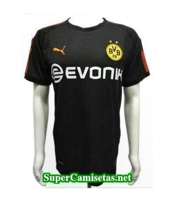 Portero Equipacion Camiseta Dortmund negro 2017/18