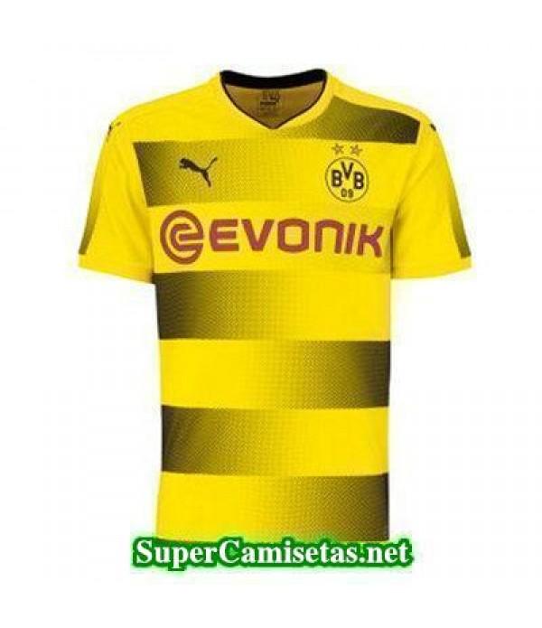 Primera Equipacion Camiseta Dortmund 2017/18