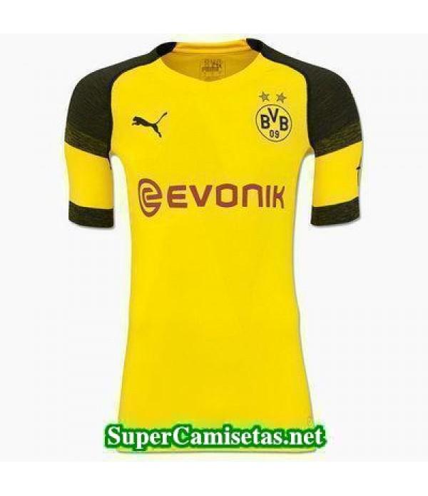 Primera Equipacion Camiseta Dortmund 2018/19