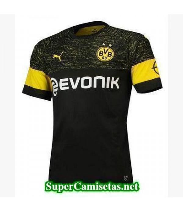 Segunda Equipacion Camiseta Dortmund 2018/19