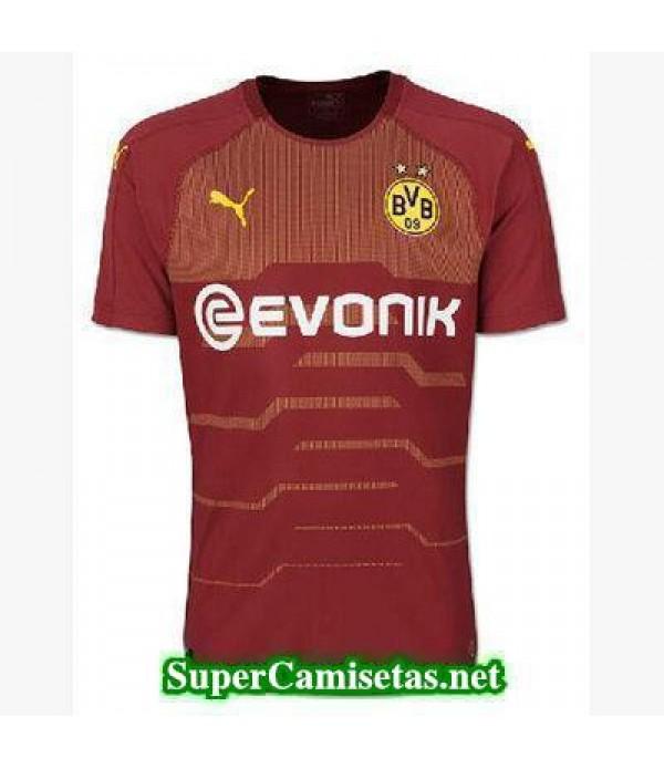 Tercera Equipacion Camiseta Dortmund 2018/19