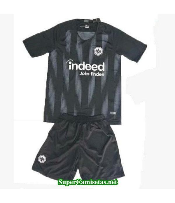 Primera Equipacion Camiseta Eintracht Frankfurt Ninos 2018/19