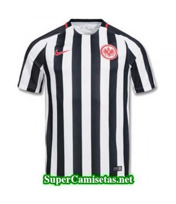 Tailandia Primera Equipacion Camiseta Eintracht Frankfurt 2016/17