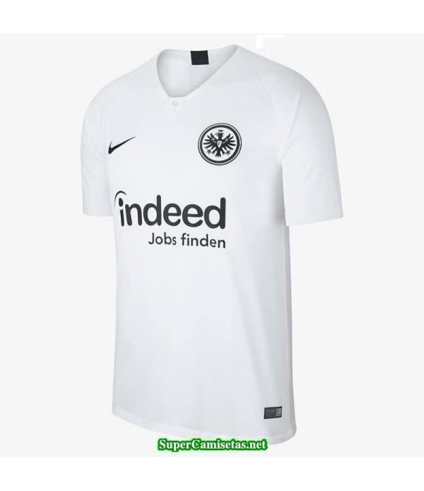 Tailandia Segunda Equipacion Camiseta Eintracht Frankfurt 2018/19