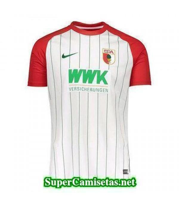 Tailandia Primera Equipacion Camiseta FC Augsburgo 2017/18