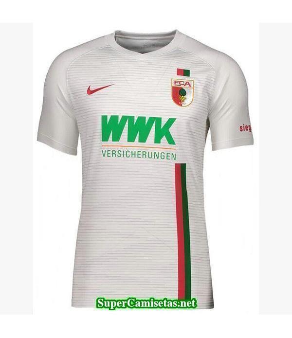 Tailandia Primera Equipacion Camiseta FC Augsburgo 2018/19