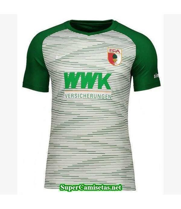 Tailandia Segunda Equipacion Camiseta FC Augsburgo 2018/19
