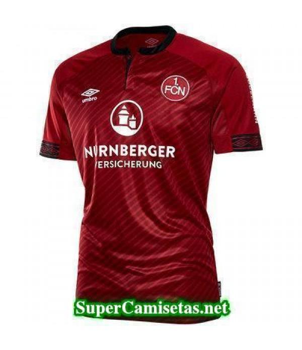 Tailandia Primera Equipacion Camiseta FC Nurnberg 2018/19