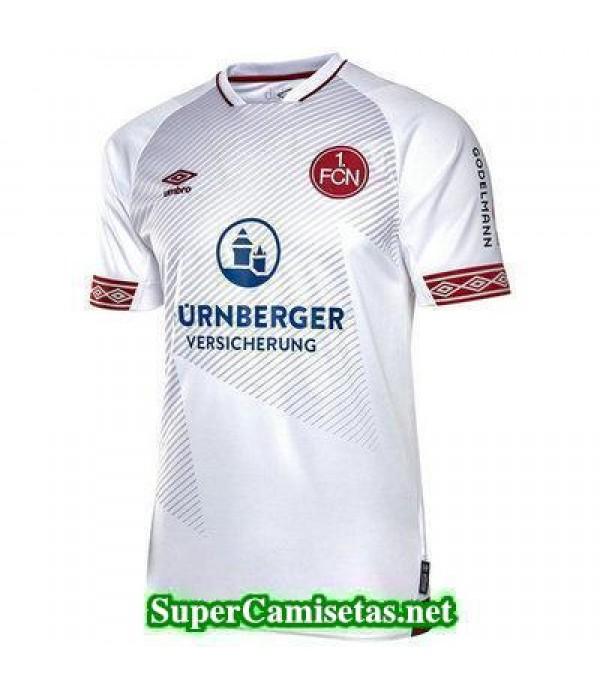 Tailandia Segunda Equipacion Camiseta FC Nurnberg 2018/19