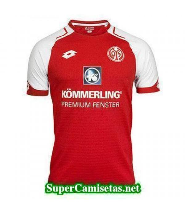 Tailandia Primera Equipacion Camiseta FSV Mainz 05 2017/18