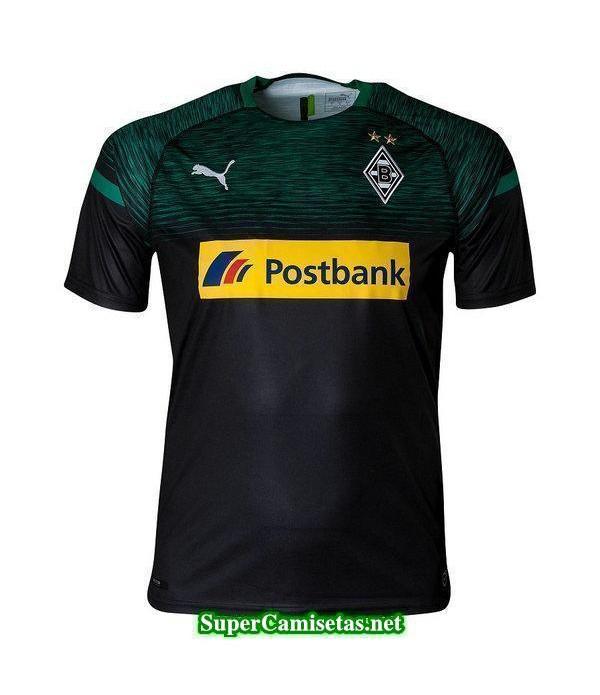 Tailandia Tercera Equipacion Camiseta Gladbach 2018/19