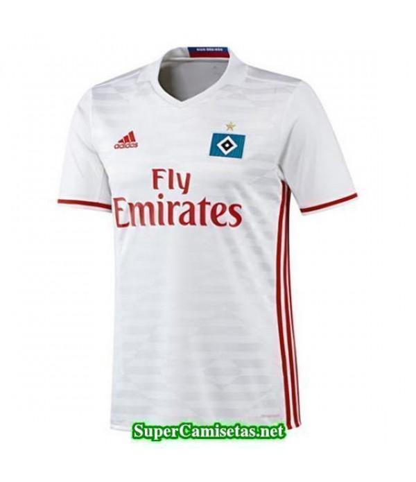Primera Equipacion Camiseta Hamburgo 2016/17