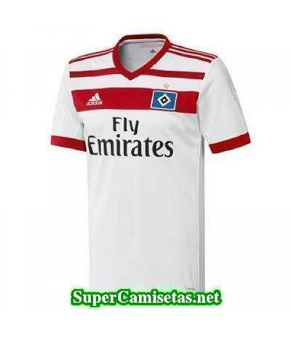 Tailandia Primera Equipacion Camiseta Hamburgo 201...