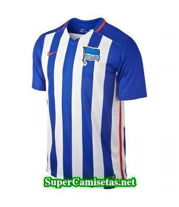 Tailandia Primera Equipacion Camiseta Hertha BSC 2015/16