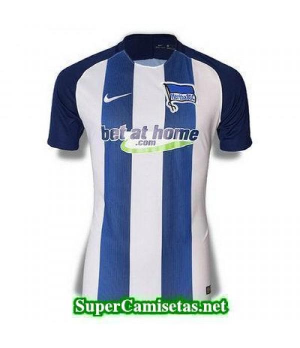 Tailandia Primera Equipacion Camiseta Hertha BSC 2016/17