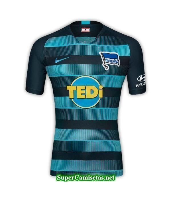 Tailandia Segunda Equipacion Camiseta Hertha BSC 2018/19