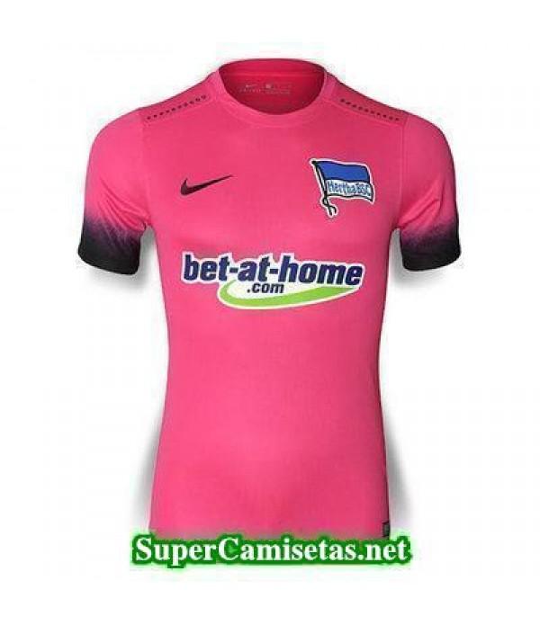 Tailandia Tercera Equipacion Camiseta Hertha BSC 2016/17