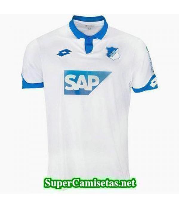 Segunda Equipacion Camiseta Hoffenheim 2017/18