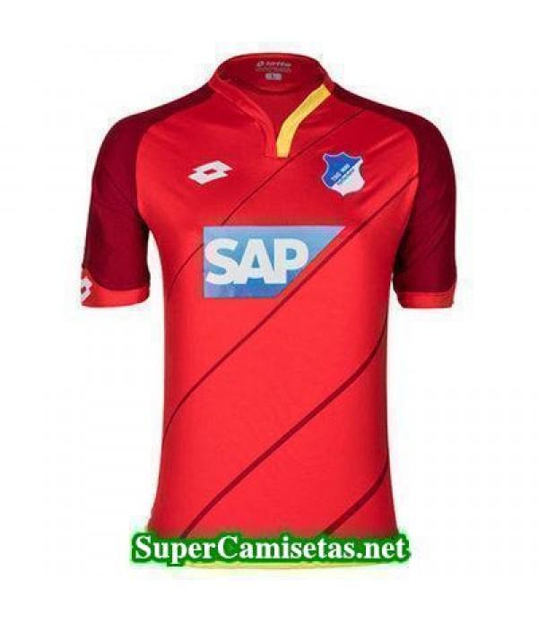 Tercera Equipacion Camiseta Hoffenheim 2016/17