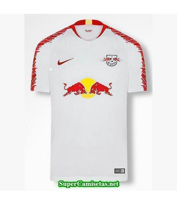 Tailandia Primera Equipacion Camiseta RB Leipzig 2018/19