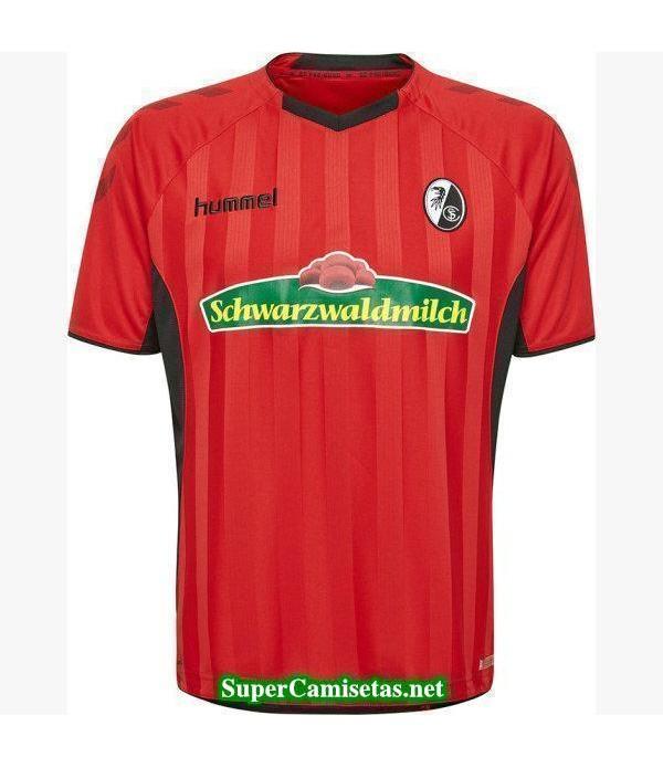 Tailandia Primera Equipacion Camiseta SC Freiburg 2018/19