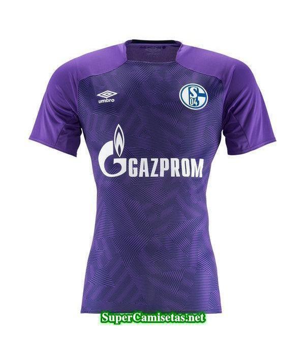 Portero Equipacion Camiseta Schalke 04 2018/19