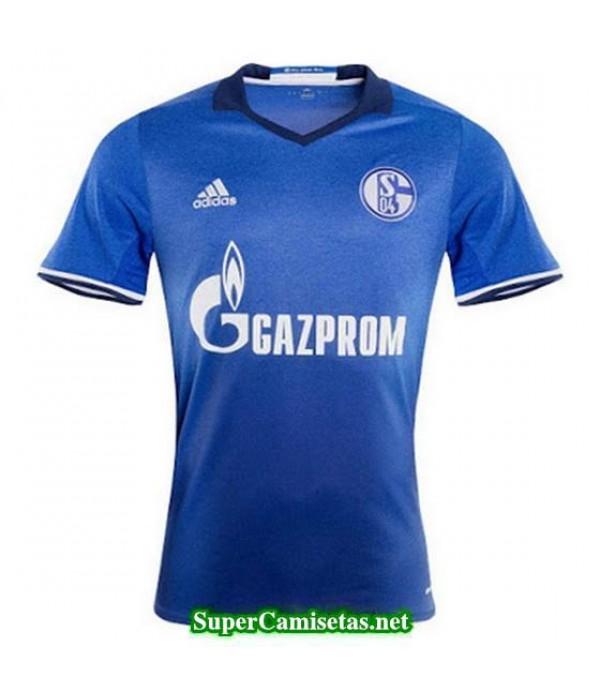 Primera Equipacion Camiseta Schalke 04 2017/18