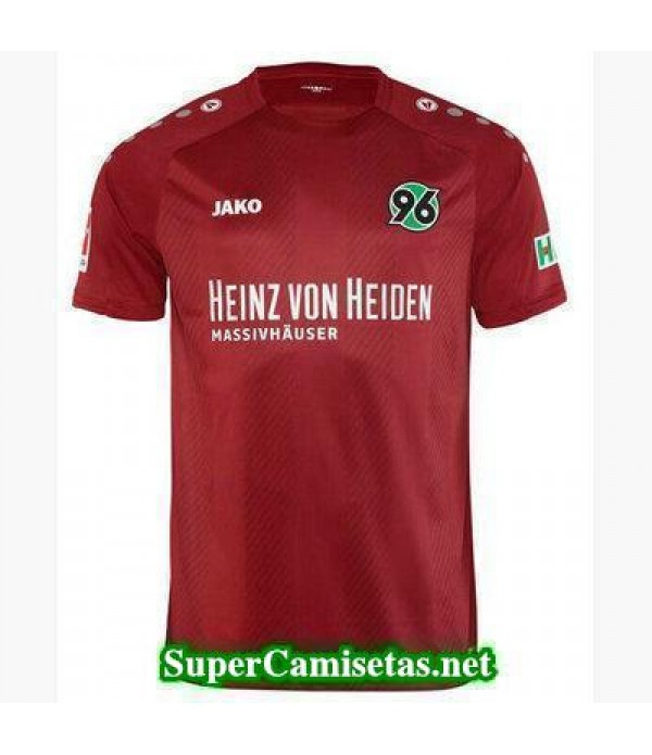 Tailandia Primera Equipacion Camiseta Hannover 96 2018/19