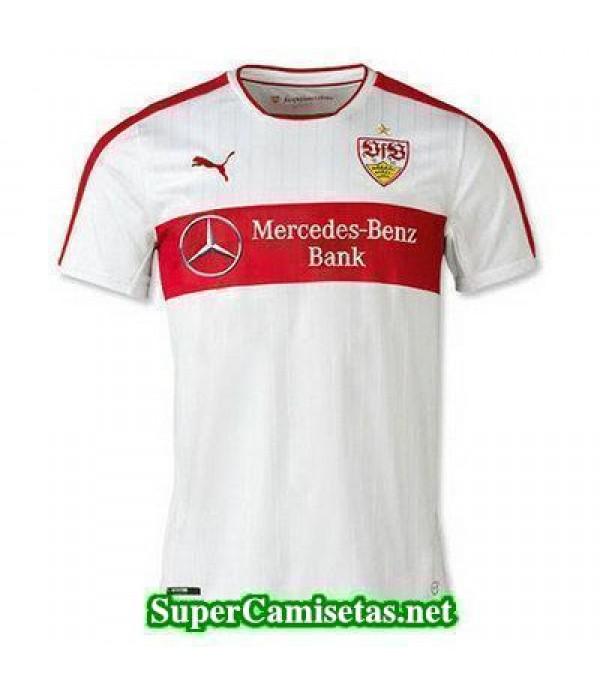 Tailandia Primera Equipacion Camiseta VFB Stuttgart 2016/17