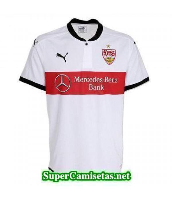 Tailandia Primera Equipacion Camiseta VFB Stuttgart 2017/18