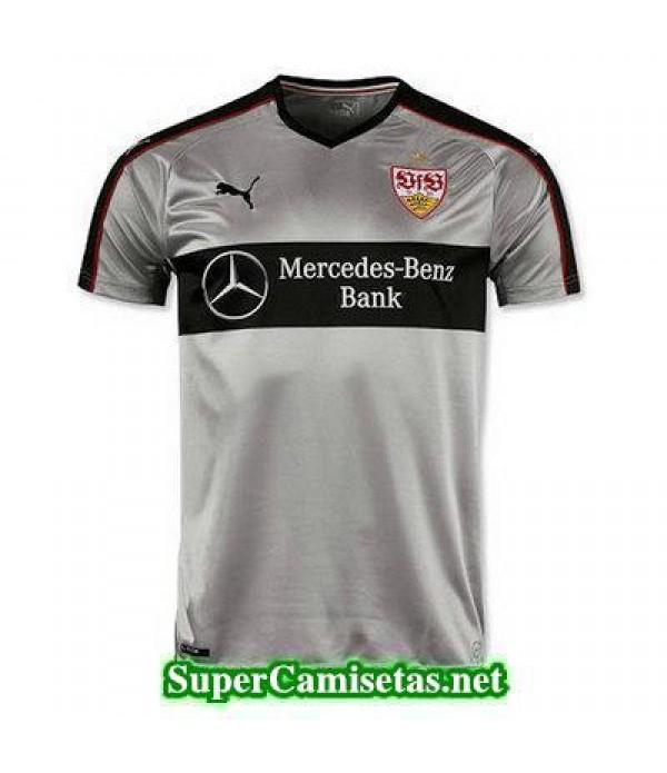 Tailandia Tercera Equipacion Camiseta VFB Stuttgart 2016/17