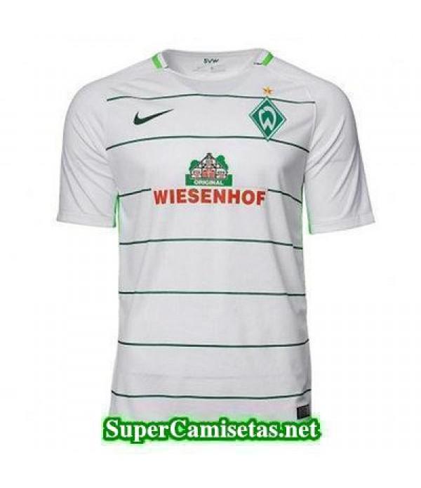 Segunda Equipacion Camiseta Werder Bremen 2017/18