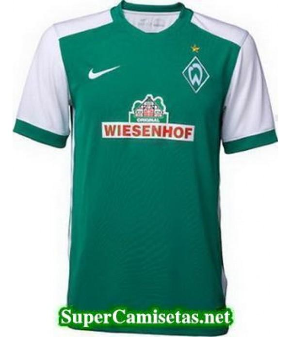 Tailandia Primera Equipacion Camiseta Werder Bremen 2015/16