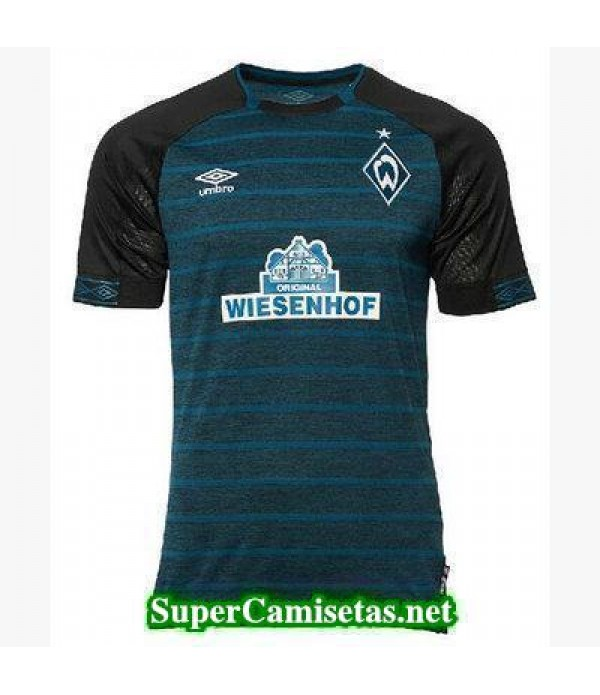 Tailandia Segunda Equipacion Camiseta Werder Bremen 2018/19