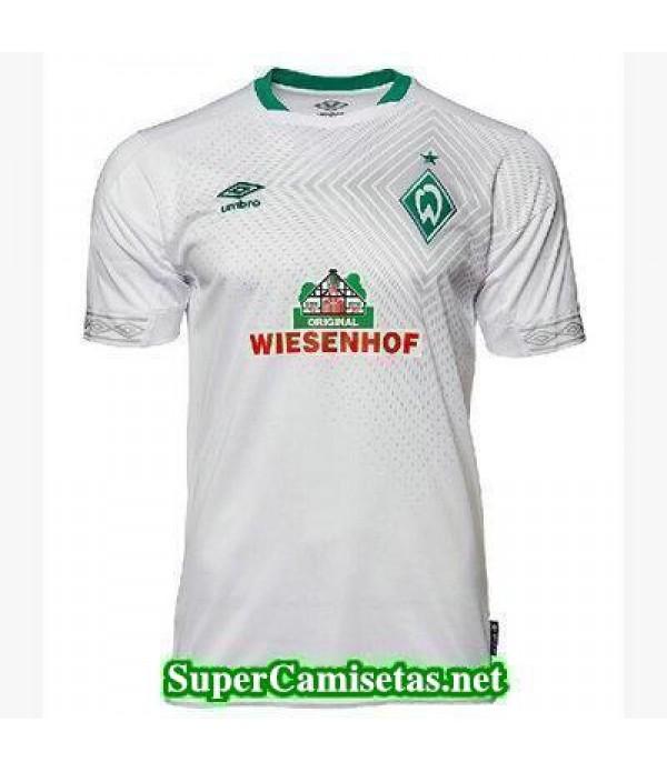 Tailandia Tercera Equipacion Camiseta Werder Bremen 2018/19