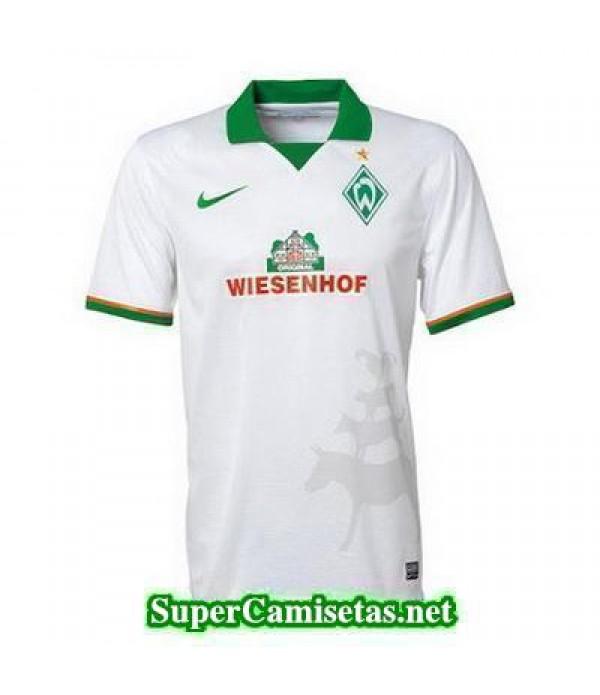 Tercera Equipacion Camiseta Werder Bremen 2015/16