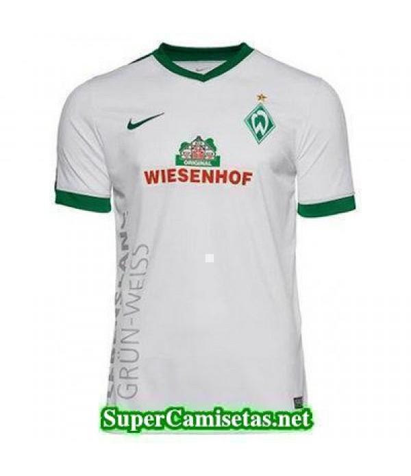 Tercera Equipacion Camiseta Werder Bremen 2016/17