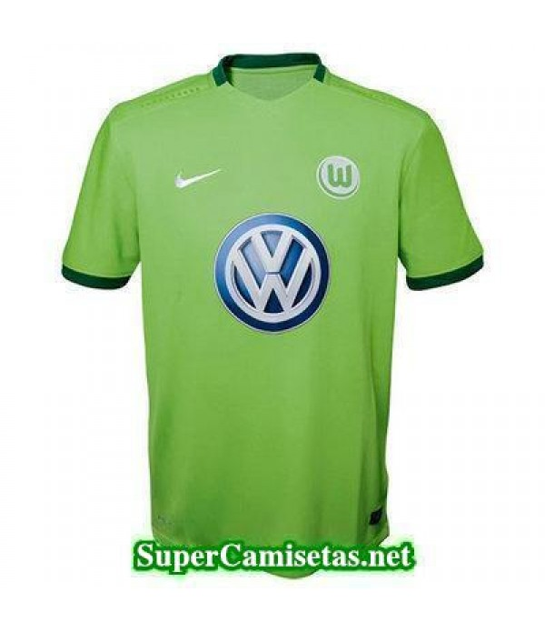 Primera Equipacion Camiseta Wolfsburg 2016/17