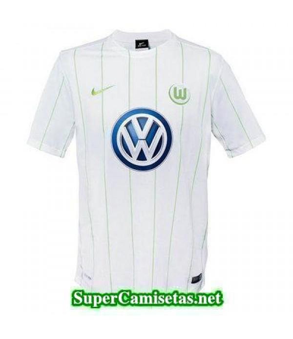 Segunda Equipacion Camiseta Wolfsburg 2016/17
