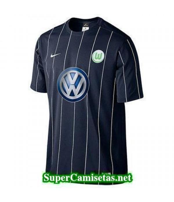Tercera Equipacion Camiseta Wolfsburg 2016/17