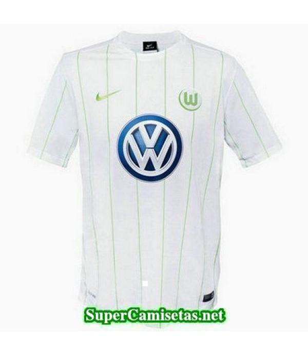 Tercera Equipacion Camiseta Wolfsburg 2017/18