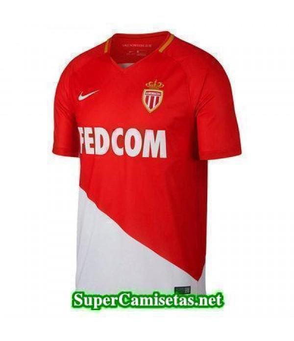 Primera Equipacion Camiseta AS Monaco 2017/18