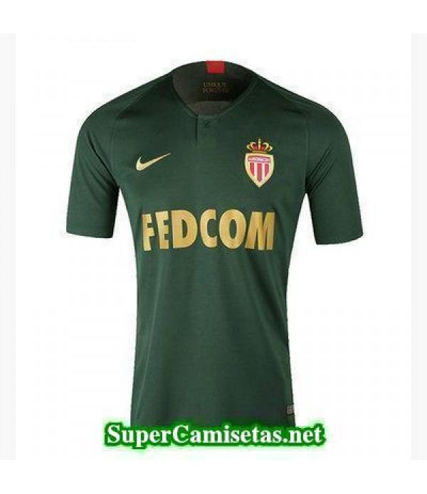 Segunda Equipacion Camiseta AS Monaco 2018/19