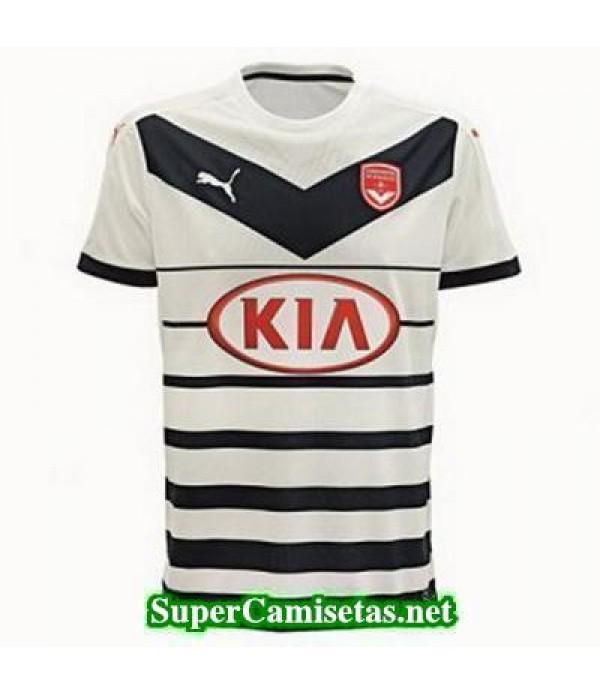Segunda Equipacion Camiseta Bordeaux 2015/16