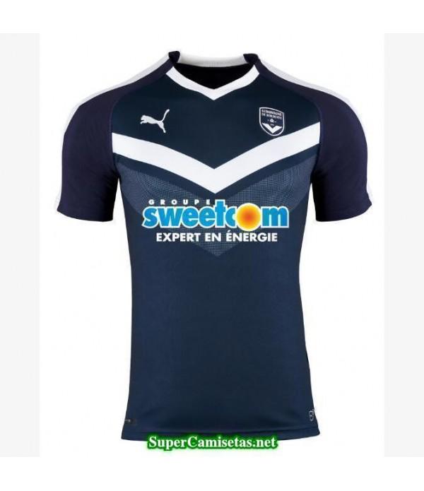 Tailandia Primera Equipacion Camiseta Bordeaux 2018/19