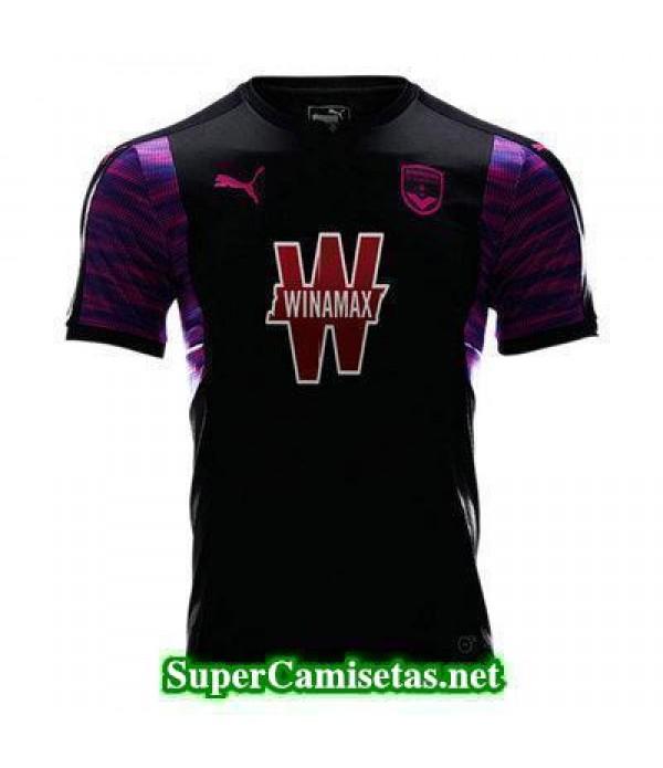 Tailandia Tercera Equipacion Camiseta Bordeaux 2017/18