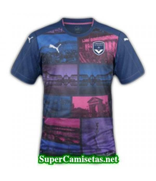 Tercera Equipacion Camiseta Bordeaux 2016/17