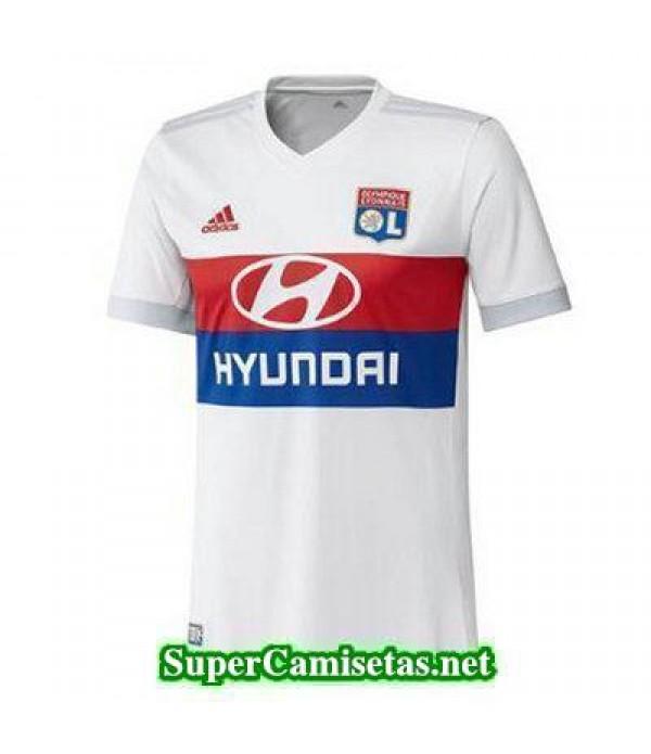 Primera Equipacion Camiseta Lyon 2017/18